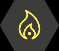 Icon für den Explosionsschutz